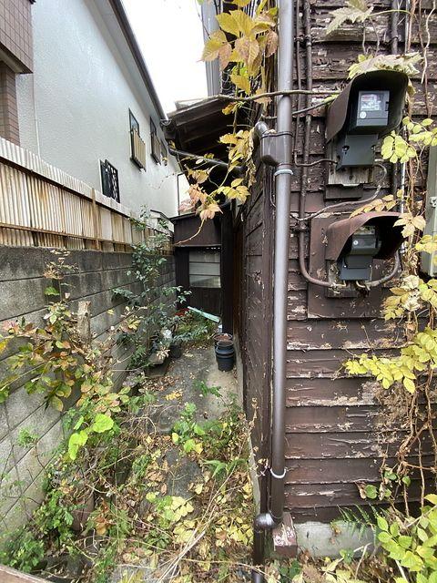西東京市柳沢3丁目の空き家2(2020.12.8)スプラッシュ