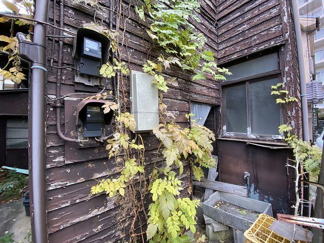 西東京市柳沢3丁目の空き家(2020.12.8)スプラッシュ
