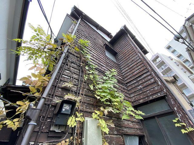 西東京市柳沢3丁目の空き家3(2020.12.8)スプラッシュ