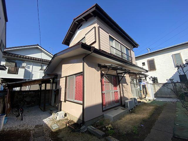 猫の足あと第2ハウス(西東京市新町5丁目)の外観写真(スプラッシュ)