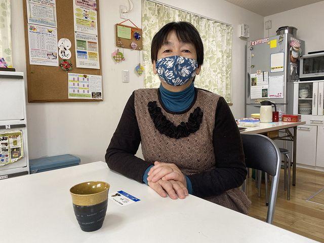岸田久恵さん(西東京わいわいネット代表)
