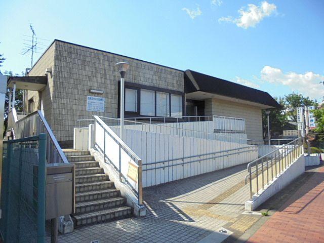 西東京市の固定型休日診療所は中町分庁舎内にあります
