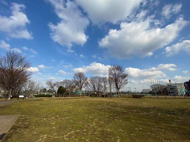 下野谷遺跡公園の全景写真(スプラッシュ)