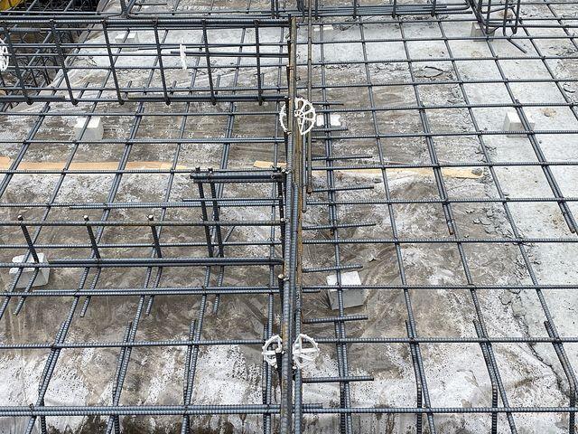 西東京市泉町2丁目新築住宅の基礎配筋の様子3(5.7)スプラッシュ