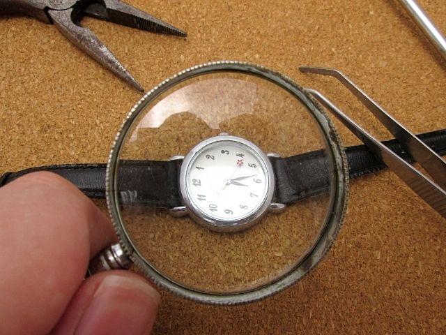 時計を分解しよう~分解してわかる時計の仕組み~実験教室の参加者募集!