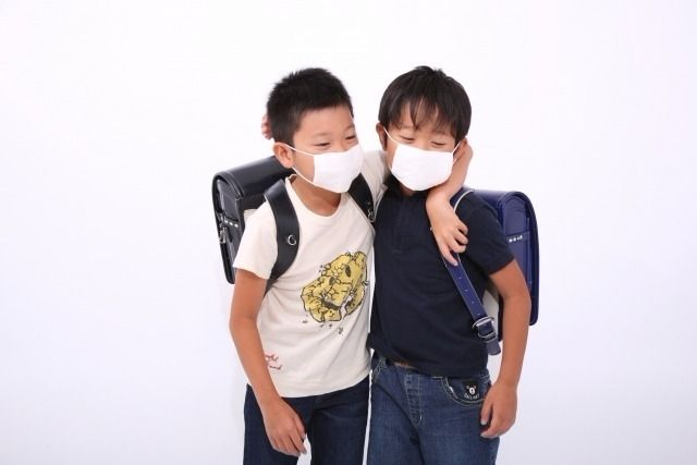 練馬区内の小中学校ではインフルエンザが急拡大しています