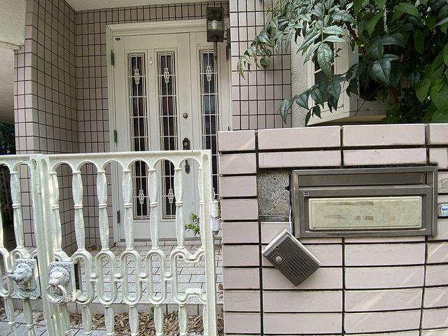 玄関のインターホーンが壊れた西東京市下保谷5丁目の空き家 スプラッシュ
