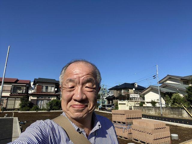西東京市富士町3丁目全21区画の9月19日午後の現地の様子5(2021.9.19)スプラッシュ