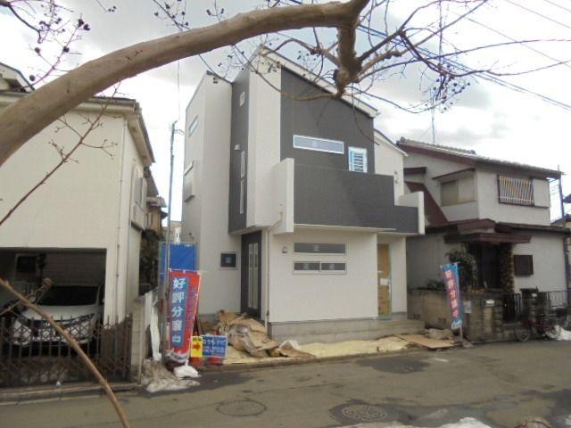 西東京市富士町3丁目新築分譲住宅・外観