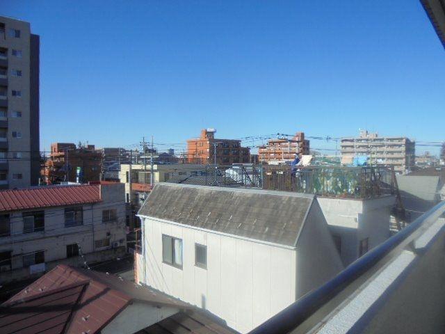 バルコニーからの眺望2