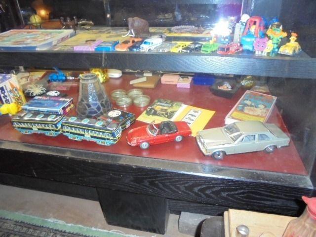 こころのぜいたく屋 WELL田無店 Recycle&Antique 摩訶不思議な空間