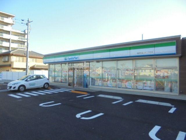 2月15日(木)7:00にオープンするファミリーマート 西東京富士町2丁目店