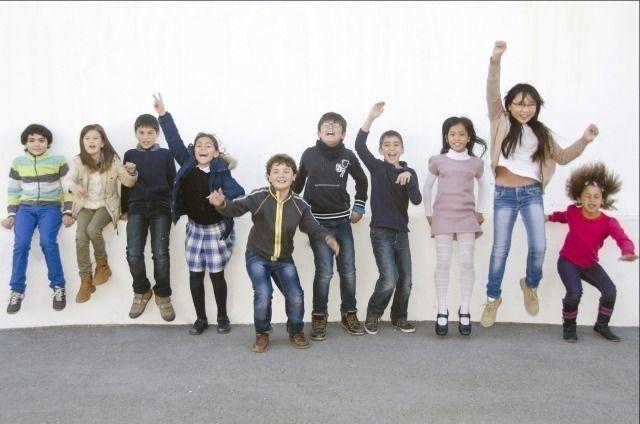 西東京市には34の学童クラブがあります