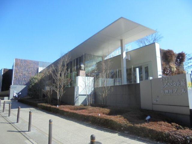 藤沢周平展 は、4月1日(日曜)の期間、石神井公園ふるさと文化館にて開催されています