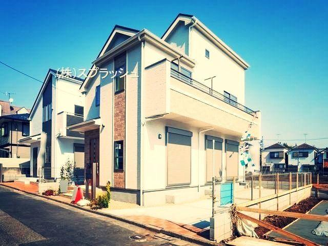 西東京市栄町1丁目新築一戸建て 仲介手数料無料の新築住宅が2棟!!