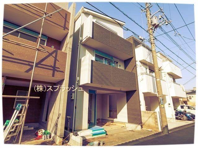 西東京市柳沢4丁目新築一戸建て おうちナビ