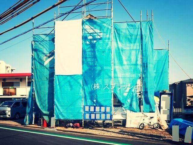 西東京市芝久保町4丁目新築一戸建て