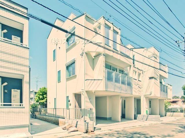 西東京市緑町1丁目新築一戸建て おうちナビ
