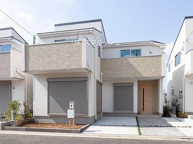 練馬区石神井台6丁目 全15棟 新築一戸建て おうちナビ