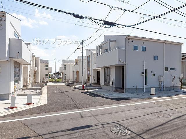 練馬区大泉町1丁目新築一戸建て おうちナビ