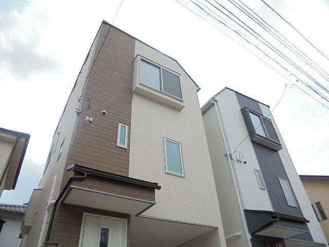 西東京市保谷町5丁目新築一戸建 2号棟の外観