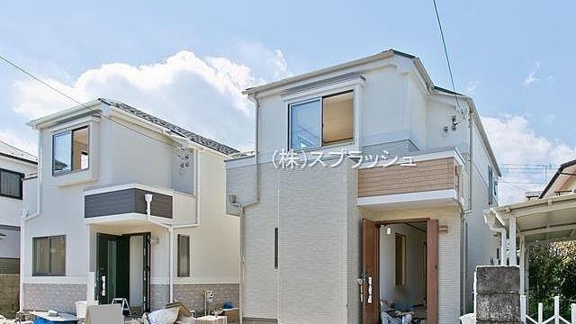 西東京市泉町6丁目 全2棟の新築分譲住宅 ひがし保育園まで徒歩約7分