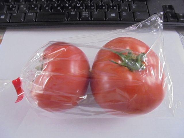 加藤農園(練馬区南大泉)さんの大玉トマト(サンロード)