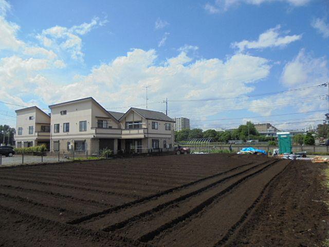 5月12日にオープンされるシェア畑田無北原のお知らせ