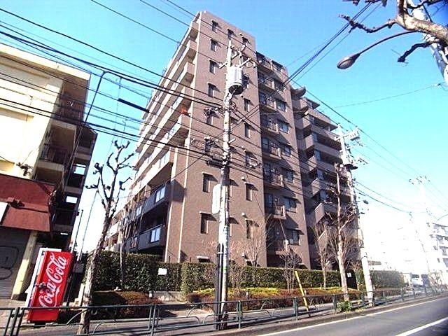カルム吉祥寺ミューグランデ外観・おうちナビ
