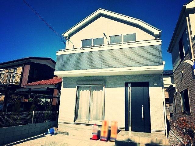 西東京市緑町2丁目新築一戸建ての外観・おうちナビ