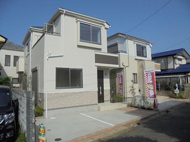 西東京市泉町6丁目の新築分譲住宅全2棟(4月29日撮影)おうちナビ、仲介手数料無料で購入のお手伝いをいたします