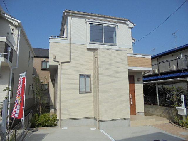 西東京市泉町6丁目 新築分譲住宅 1号棟 の外観