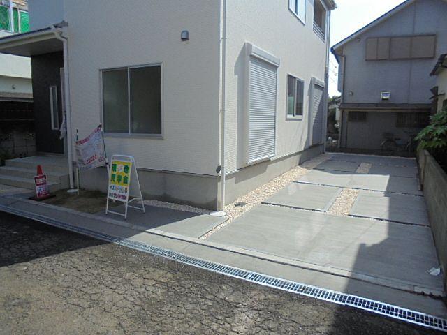 保谷13分の新築分譲住宅・駐車スペース