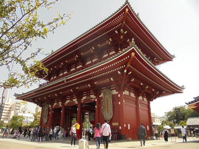 浅草寺山門