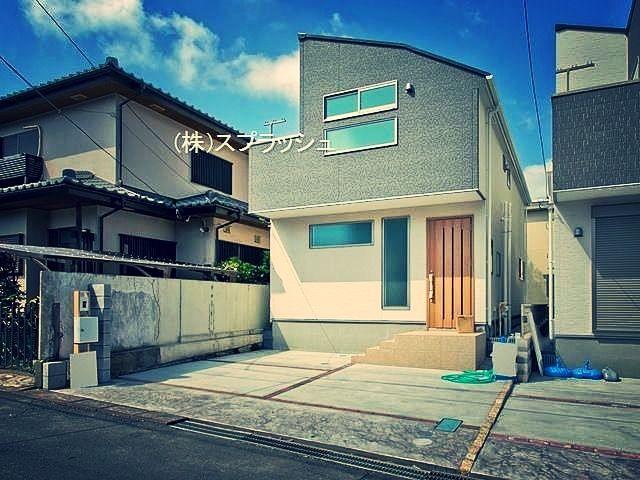 西東京市南町4丁目のカースペース並列2台分とLDK24帖以上ある希少企画の新築分譲住宅!
