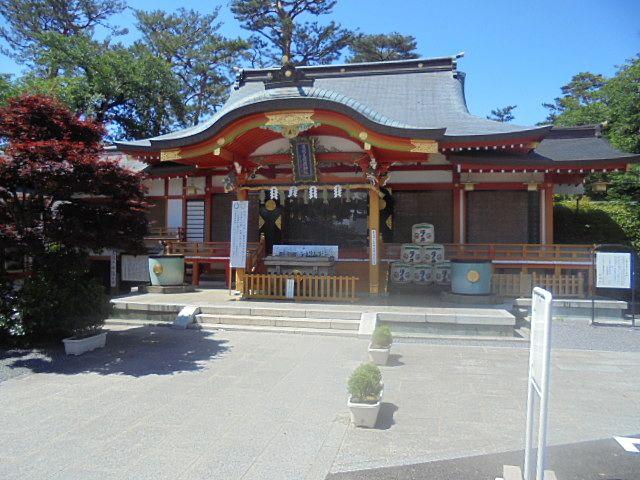 東伏見稲荷神社の本殿