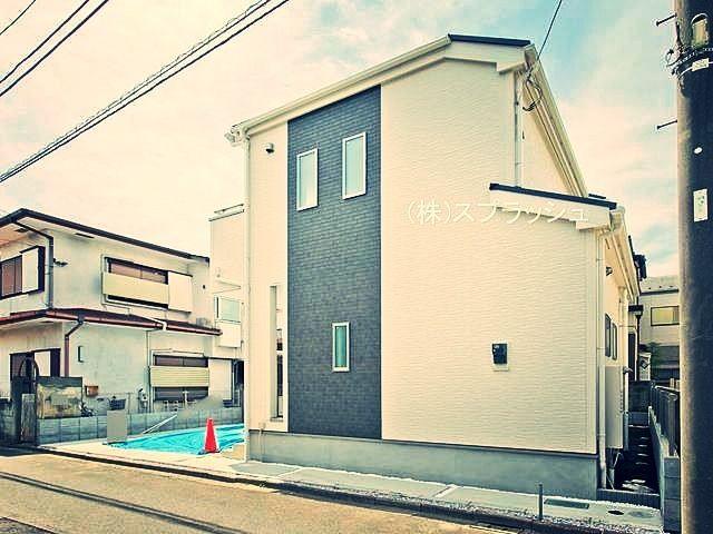 西東京市新町5丁目の新築一戸建て 緑豊かな都立小金井公園まで徒歩約12分