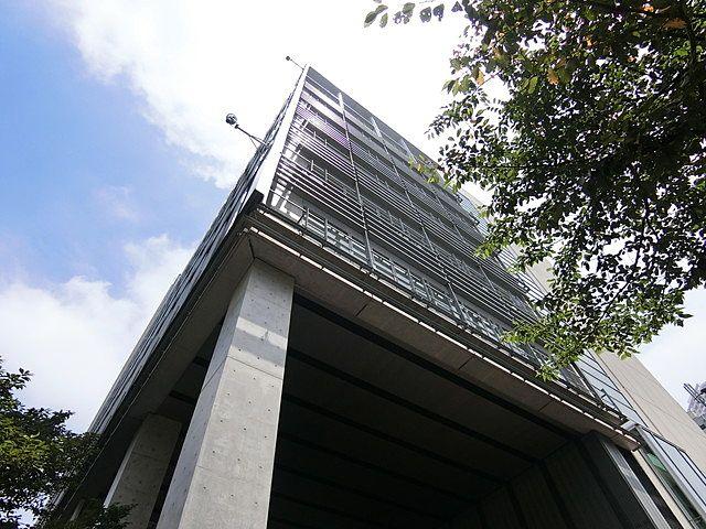 芝浦工業大学の芝浦キャンパスです