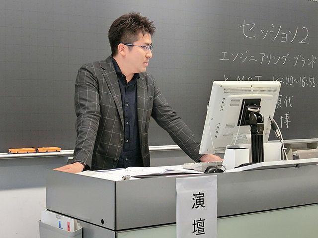 瀧川淳エヴィクサー社長です