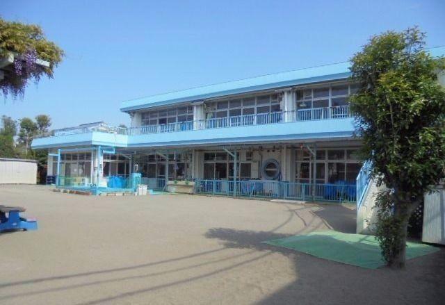 西東京市中町四丁目に所在する保育園です。