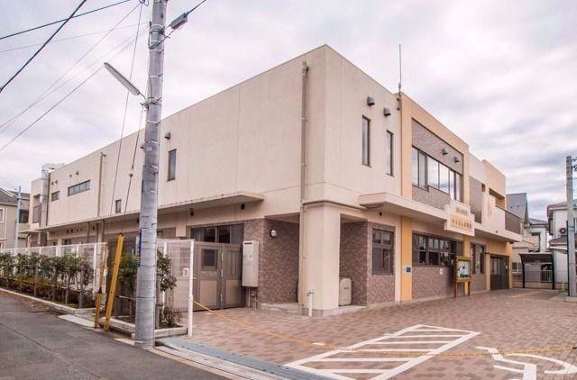 西東京市住吉町三丁目に所在する保育園です。