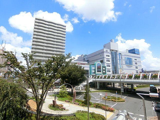田無駅北口ロータリー