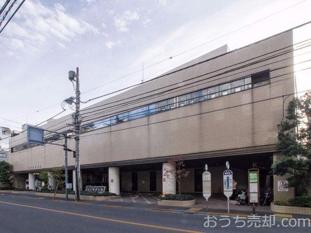 西東京市田無町4丁目に所在する佐々総合病院のご紹介です。