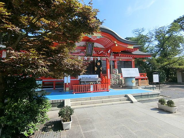 東伏見稲荷神社
