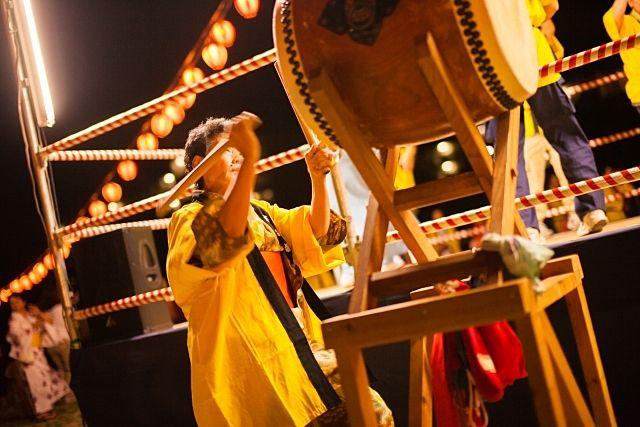 納涼夏祭り盆踊り大会 ひばりヶ丘北口商店街