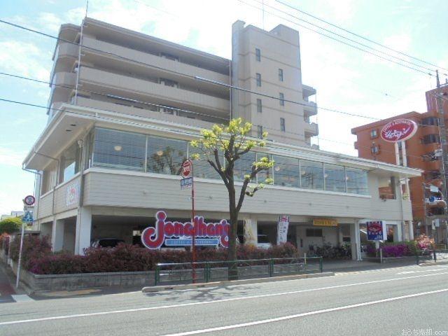 東伏見北口徒歩5分、新青梅街道沿いにあるファミリーレストラン「ジョナサン」です