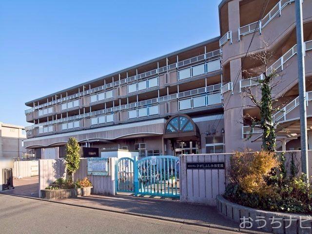 西東京市東伏見二丁目に所在する、ひがしふしみ保育園のご紹介です。