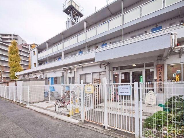 西東京市芝久保町一丁目に所在する芝久保保育園のご紹介です。