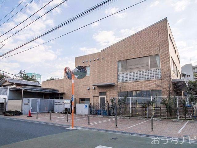 西東京市芝久保町五丁目に所在する西原保育園のご紹介です。