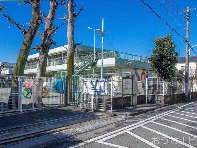 西東京市東町二丁目に所在する、ひがし保育園のご紹介です。